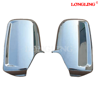 Chromed Mirror Cover FOR Mercedes benz sprinter