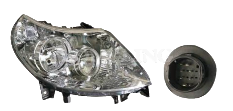 Head Lamp RH(old Model) for Fiat Ducato
